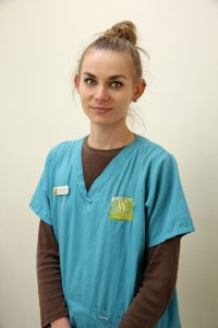 Olga Wrzosell - Wilson Veterinary Group Staff Member